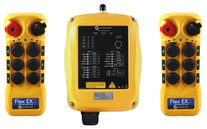 Magnetek Flex 6EX2 Radio Remote Control