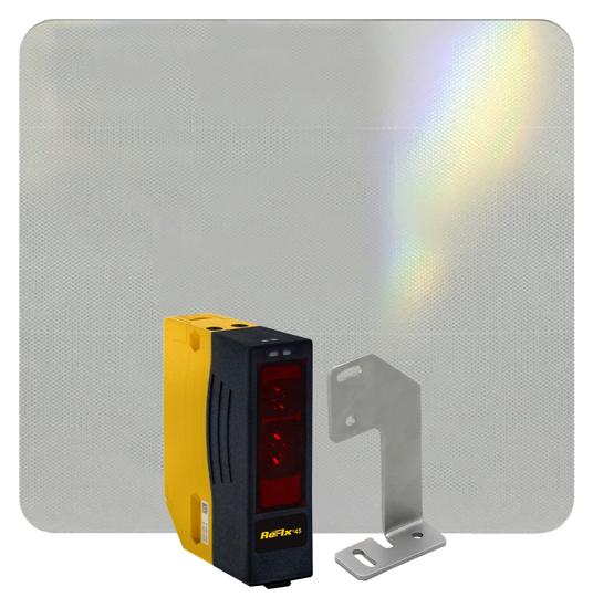 Magnetek ReFlx 45 Crane Anti-Collision System with Std Bracket/Adhesive Reflector