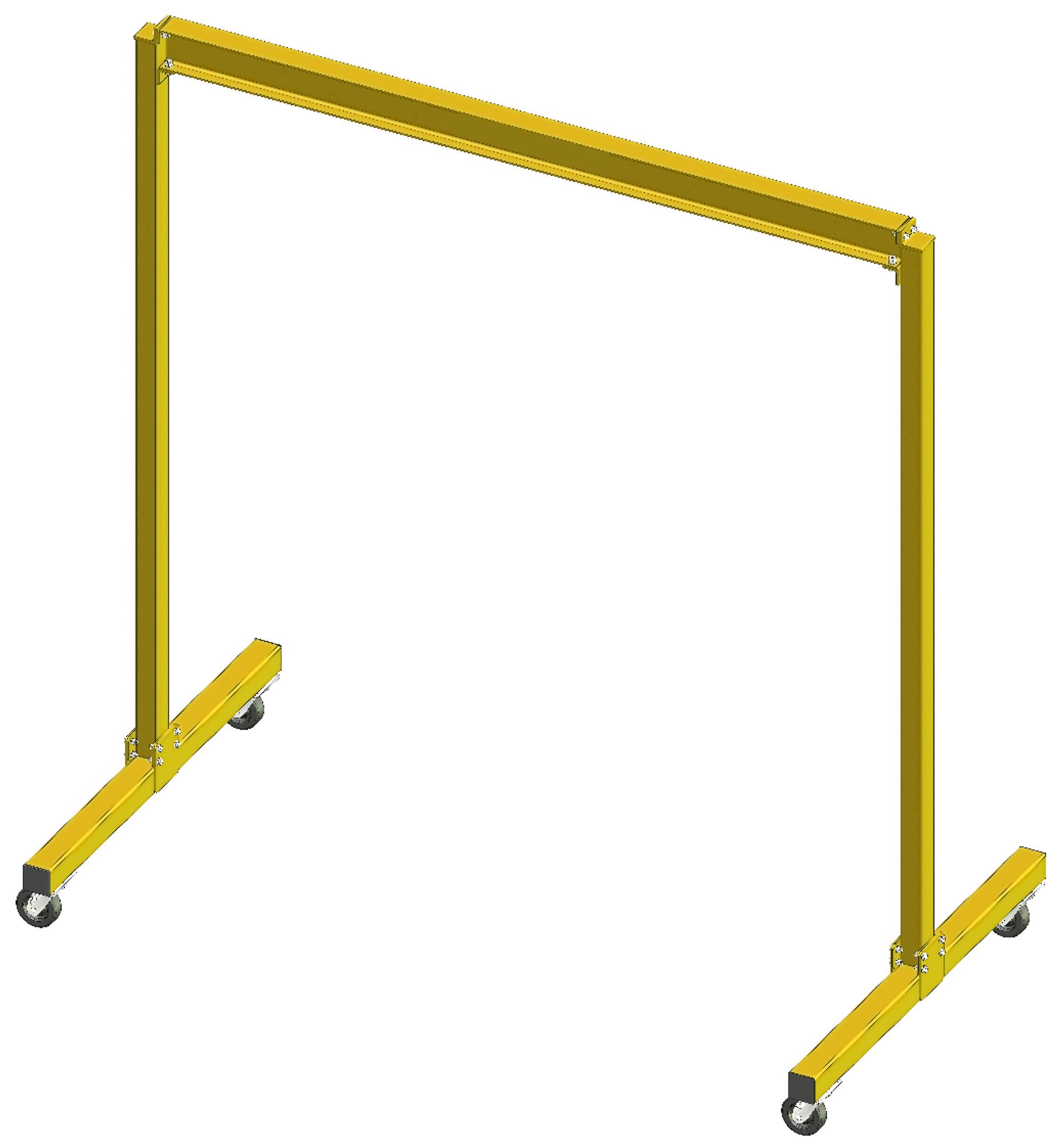 Gorbel Fixed Height Gantry Crane