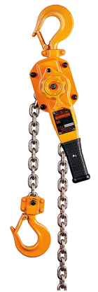 Harrington LB Series Lever Chain Hoist