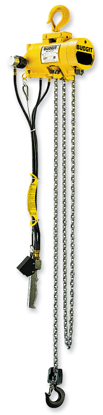 Budgit 2200 Series Air Chain Hoist
