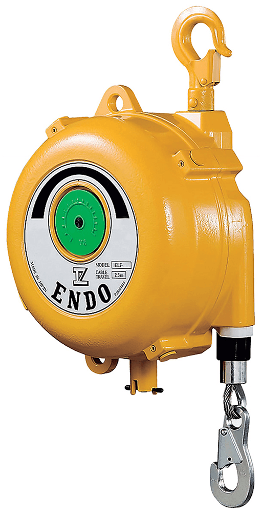 Endo ELF-60 Long Stroke Spring Balancer - Front