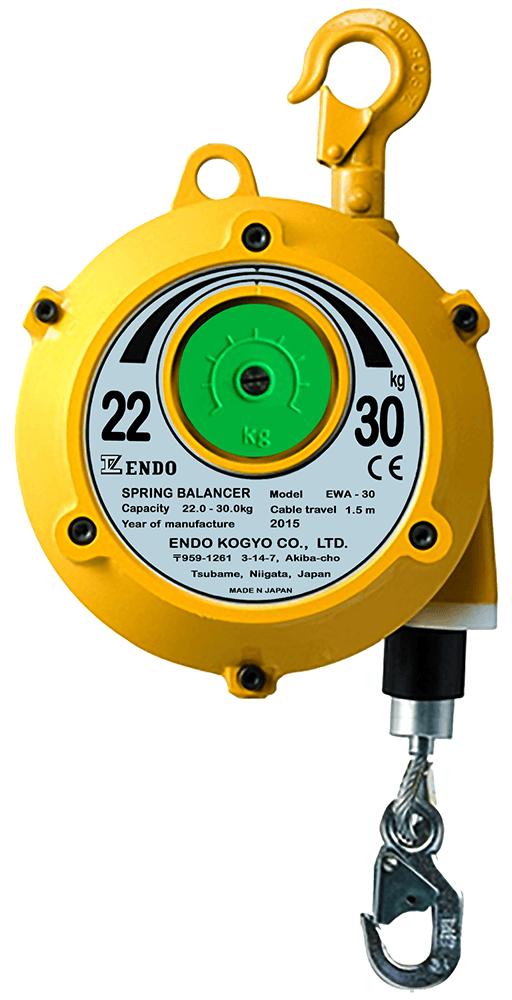 Endo EWA-30 Snap-Back Prevention Spring Balancer