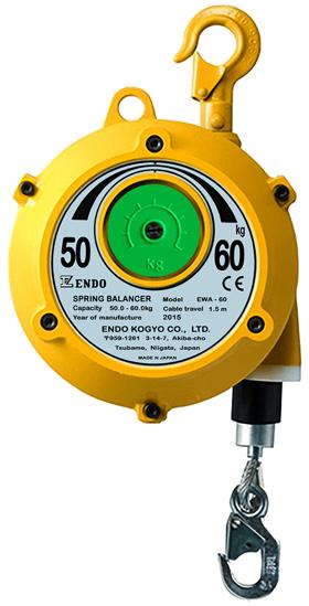 Endo EWA-60 Snap-Back Prevention Spring Balancer