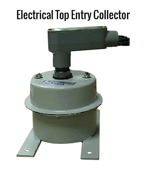 Gorbel Crane Electrical Top Entry Collector