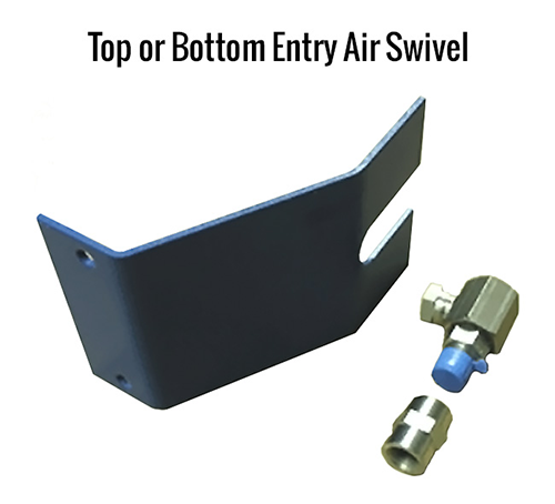 Gorbel Crane Entry Air Swivel