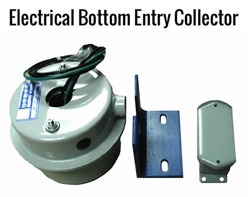Gorbel Crane Electrical Bottom Entry Collector