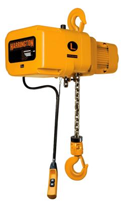 Harrington NER Electric Chain Hoist