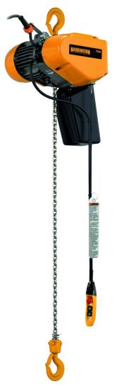 Harrington SEQ Single Phase 2-Speed Electric Chain Hoist