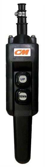 2 Button CM LodeStar Control Station