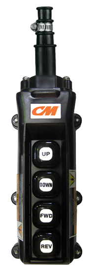 4 Button CM LodeStar Control Station