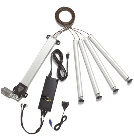 Suspa Movotec Bolt-On Motor Driven Lift System