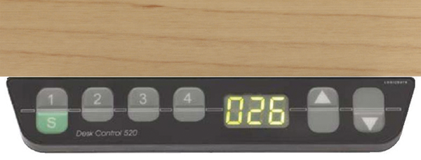 Programmable Display Switch